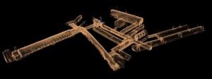 3D-Scan der Deusterkeller